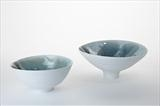 2-porcelain-bowls-with-blue-green-glazes